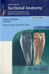 Pocket Atlas Of Sectional Anatomy