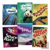 Pocket Reads Year 6 Non-Fiction Pack (6 Books)