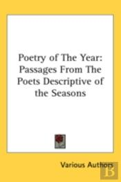 Poetry Of The Year: Passages From The Po