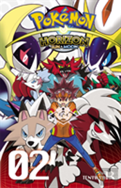 Pokemon Horizon: Sun & Moon, Vol. 2