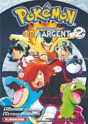 Pokemon Or Et Argent - Tome 2