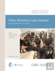 Police Reform In Latin America