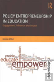 Policy Entrepreneurship In Education