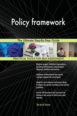 Bertrand.pt - Policy Framework The Ultimate Step-By-Step Guide