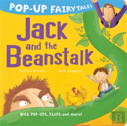 Bertrand.pt - Pop-Up Fairytales: Jack And The Beanstalk