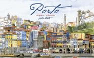 Porto em Aguarela | Porto in Watercolour