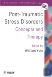 Post-Traumatic Stress Disorders