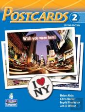 Postcards 2 With Cd-Rom And Audio