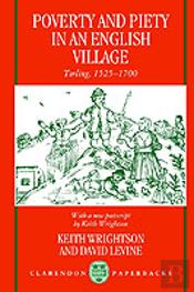 Poverty And Piety In An English Village