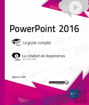 Powerpoint 2016 - Complement Video : La Creation De Diaporamas
