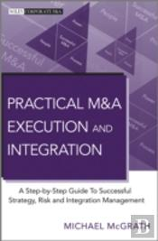 Practical Ma Execution & Integration A S