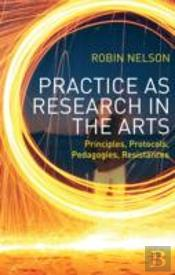 Practise As Research In The