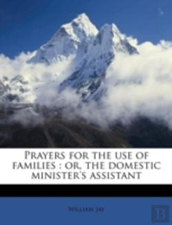 Bertrand.pt - Prayers For The Use Of Families