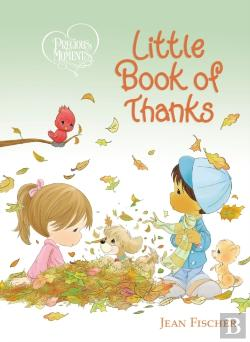 Bertrand.pt - Precious Moments Little Book Of Thanks