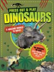 Press-Out & Play: Dinosaurs