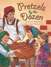 Pretzels By The Dozen