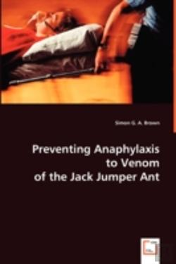 Bertrand.pt - Preventing Anaphylaxis To Venom Of The Jack Jumper Ant