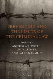 Prevention And The Limits Of The Criminal Law