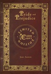 Pride & Prejudice (100 Copy Limited Edition)