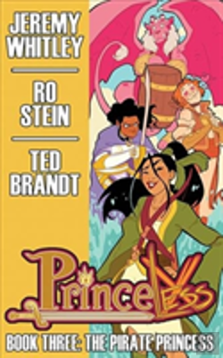 Bertrand.pt - Princeless Book 3: The Pirate Princess Deluxe Hardcover