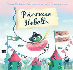 Bertrand.pt - Princesse Rebelle