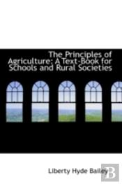 Principles Of Agriculture