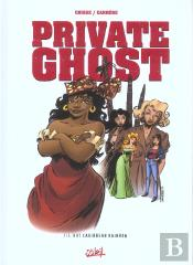 Private Ghost; Hot Caribbean Rainbow