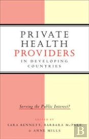 Private Health Providers In Developing Countries