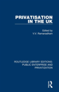Privatisation In The Uk