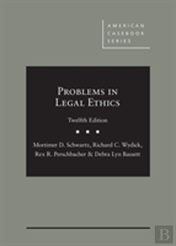 Bertrand.pt - Problems In Legal Ethics