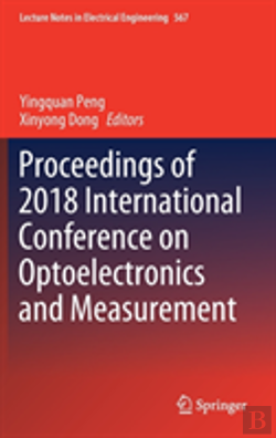 Bertrand.pt - Proceedings Of 2018 International Conference On Optoelectronics And Measurement