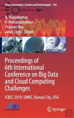 Bertrand.pt - Proceedings Of 6th International Conference On Big Data And Cloud Computing Challenges
