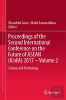 Proceedings Of The Second International Conference On The Future Of Asean (Icofa) 2017 - Volume 2