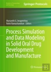 Process Simulation And Data Modeling In