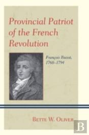 Provincial Patriot Of The French Revolution