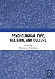 Psychological Type, Religion, And Culture