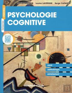 Bertrand.pt - Psychologie Cognitive - Concepts Fondamentaux, Methodes Et Exercices