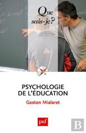 Psychologie De L'Education( 3ed)