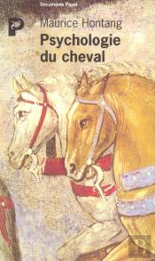 Psychologie Du Cheval