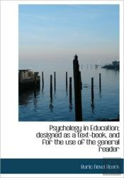 Psychology In Education; Designed As A T