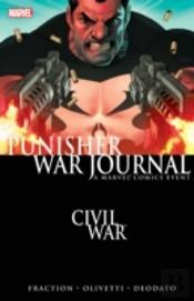 Punisher War Journalcivil War