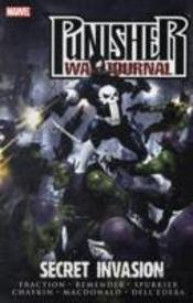 Punisher War Journalsecret Invasion