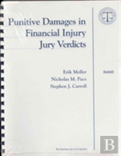 Punitive Damages In Financial Injury Jury Verdicts
