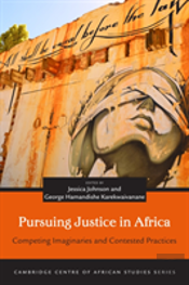 Pursuing Justice In Africa