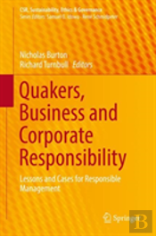 Quakers, Business And Corporate Responsibility