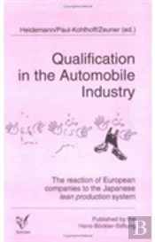 Qualifications In The Automobile Industry
