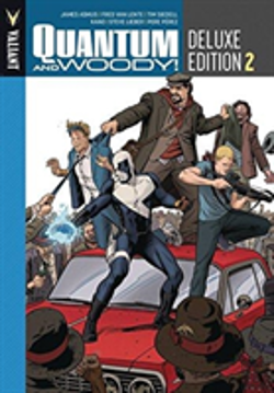 Bertrand.pt - Quantum And Woody Deluxe Edition Book 2