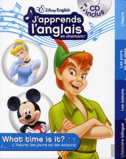 Bertrand.pt - Quelle Heure Est-Il ? Disney English