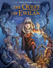 Quest Of Ewilan Vol 01 Hc From One World To Another