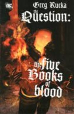 Bertrand.pt - Question The Five Books Of Blood Tp